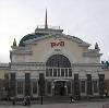 Железнодорожные вокзалы в Нее