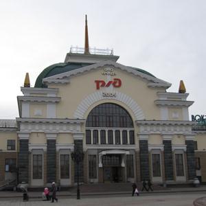 Железнодорожные вокзалы Неи